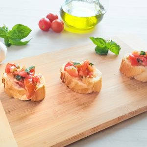 lovely eating aperitivo bruschetta